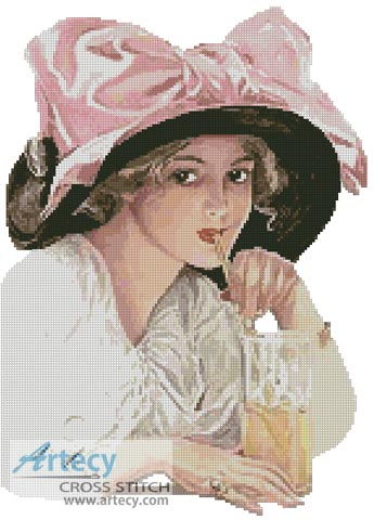 Refreshments - Cross Stitch Chart