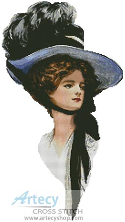 The Whirl - Cross Stitch Chart