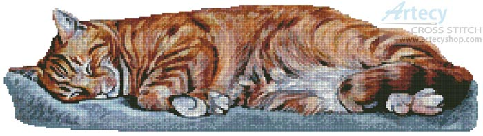 Tommy - Cross Stitch Chart
