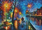 Melody of the Night - Cross Stitch Chart