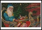 Merry Christmas - Cross Stitch Chart