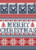 Merry Christmas Sampler - (Facebook Group) Cross Stitch Chart