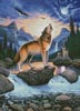 Midnight Call - Cross Stitch Chart