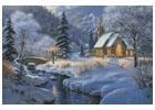 Midnight Clear (Large) - Cross Stitch Chart