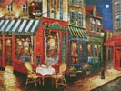 Midnight Rendezvous - Cross Stitch Chart