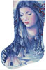 Midwinter Dreams Stocking (Left) - Cross Stitch Chart