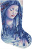 Midwinter Dreams Stocking (Right) - Cross Stitch Chart
