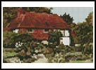 Mini A Cottage Garden - Cross Stitch Chart