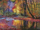 Mini Autumn Prelude - Cross Stitch Chart
