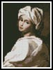 Mini Beatrice Cenci - Cross Stitch Chart