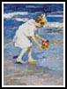 Mini Brighton Beach - Cross Stitch Chart