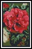Mini Camellia - Cross Stitch Chart