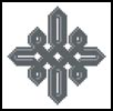 Mini Celtic Chart 1 - Cross Stitch Chart