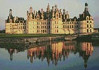 Mini Chateau de Chambord - Cross Stitch Chart