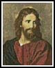 Mini Christ at 33 - Cross Stitch Chart