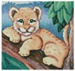 Mini Cub - Cross Stitch Chart