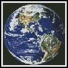 Mini Earth - Cross Stitch Chart