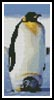 Mini Emperor Penguin - Cross Stitch Chart