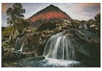 Mini First Light on the Buachaille - Cross Stitch Chart