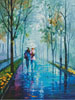 Mini Foggy Stroll - Cross Stitch Chart