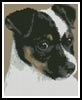 Mini Fox Terrier - Cross Stitch Chart