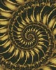 Mini Fractal Spiral 2 - Cross Stitch Chart