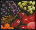 Mini Fruits - Cross Stitch Chart