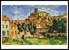 Mini Gardanne - Cross Stitch Chart