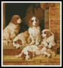 Mini Good Companions - Cross Stitch Chart