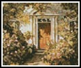 Mini Grandmothers Doorway - Cross Stitch Chart