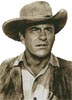 Mini James Arness (Sepia) - Cross Stitch Chart