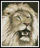 Mini Lion 5 - Cross Stitch Chart
