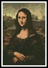 Mini Mona Lisa - Cross Stitch Chart