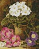 Mini Potted Flowers - Cross Stitch Chart