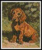 Mini Puppy - Cross Stitch Chart