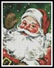 Mini Santa 3 - Cross Stitch Chart