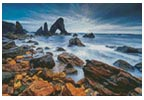 Mini Sea Arch Crohy Head - Cross Stitch Chart