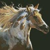 Mini Spirit Horse - Cross Stitch Chart