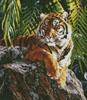 Mini Sumatran Tigress - Cross Stitch Chart