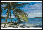 Mini Summer Landscape - Cross Stitch Chart
