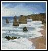 Mini The Twelve Apostles - Cross Stitch Chart