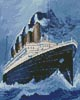 Mini Titanic - Cross Stitch Chart