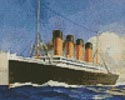Mini Titanic 2 - Cross Stitch Chart