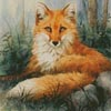 Mini Woodland Beauty - Cross Stitch Chart