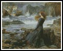 Miranda the Tempest - Cross Stitch Chart