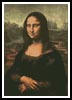 Mona Lisa - Cross Stitch Chart