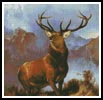 Monarch of the Glen - Cross Stitch Chart