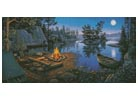 Moonlight Bay - Cross Stitch Chart