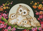Moonlight Lullaby - Cross Stitch Chart