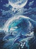Moonlight Tryst - Cross Stitch Chart